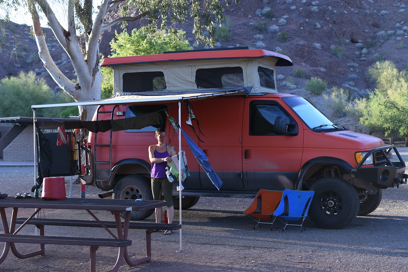 Cattail Cove Campground, Lake Havasu, AZ, USA