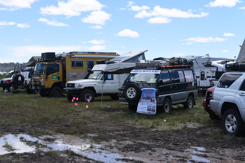 Overland Expo West, Mormon Lake, AZ, USA