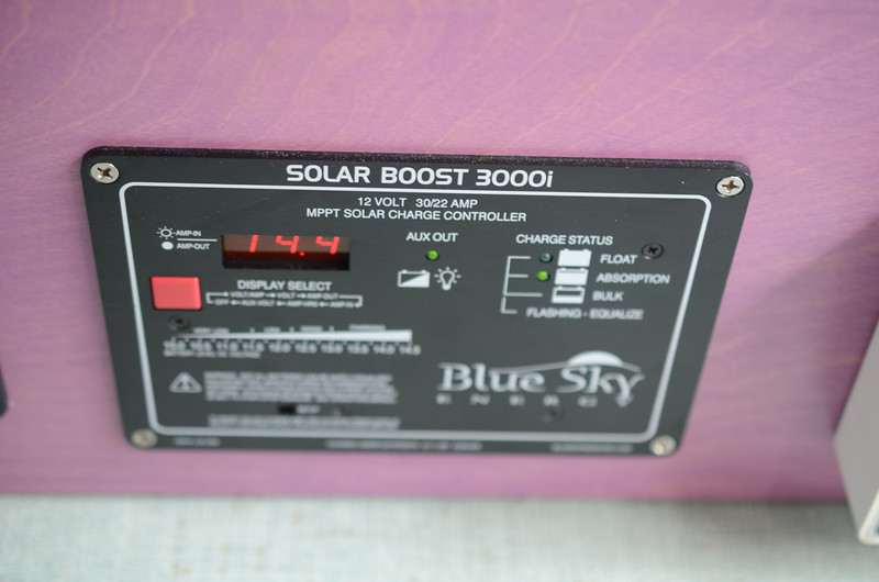 Blue Sky Solar Boost 3000i MPPT Charge Controller
