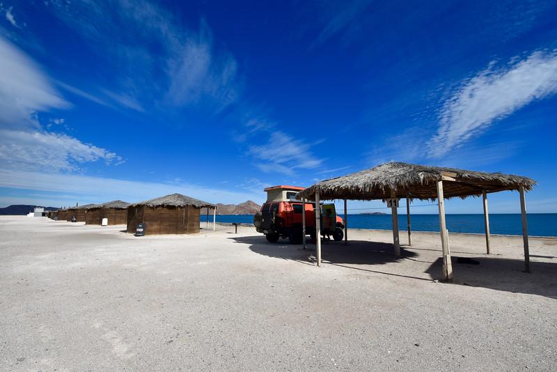 Gonzaga Bay, Baja Mexico