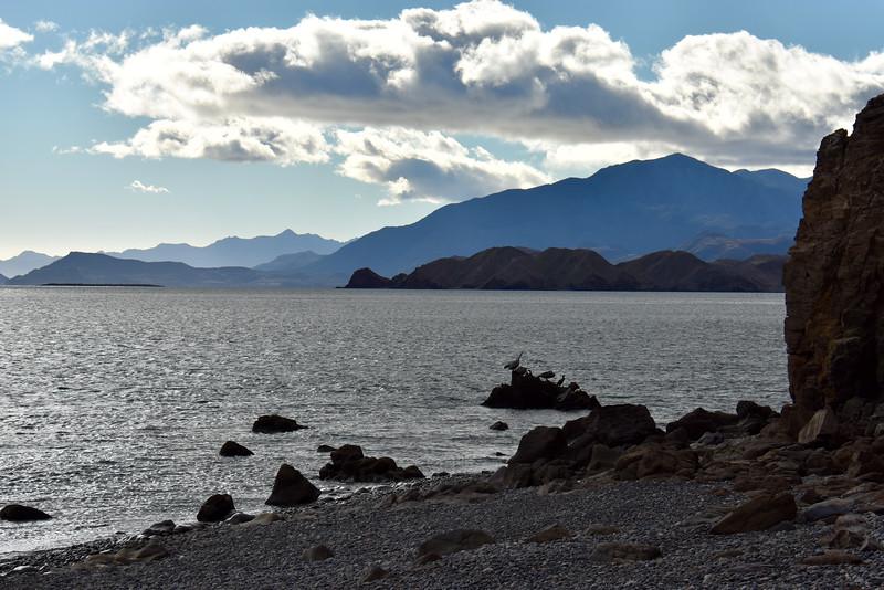 La Gringa, Baja Mexico