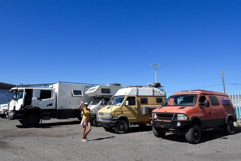 TMC Ferry Terminal, Baja Sur Mexico