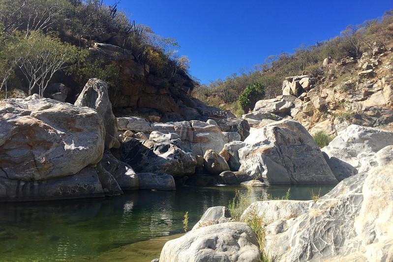 Rancho Ecologico Sol de Mayo, Baja Sur Mexico