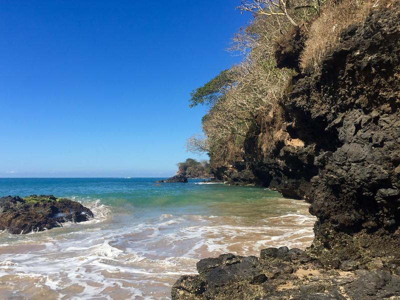 Playa las Cuevas, Nayarit, Mexico