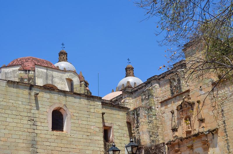 Templo de Santo Domingo, Oaxaca City, Oaxaca, Mexico