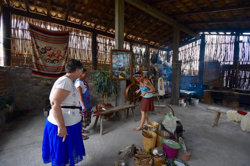 El Tono de la Cochinilla, Teotitlan de Valle, Oaxaca, Mexico