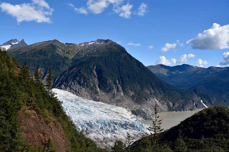 Mendenhall Glacier, Juneau, AK, USA