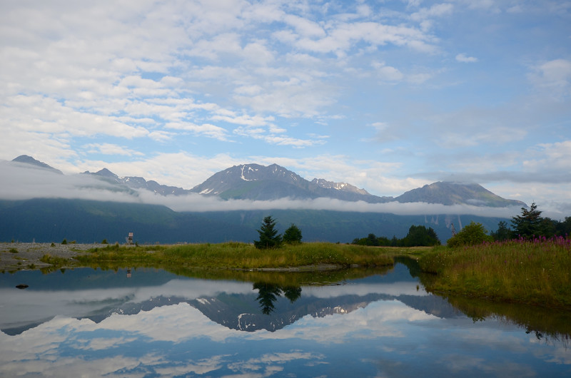Spring Creek Campground, Seward, AK, USA