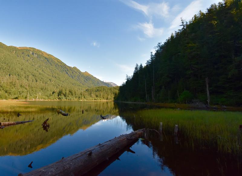 Thimbleberry Lake, Sitka, AK, USA