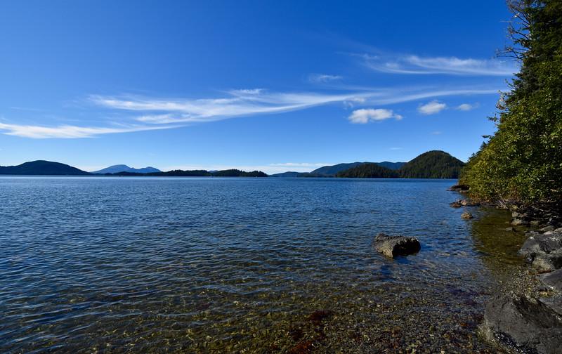 Starrigavan Bay, Sitka, AK, USA