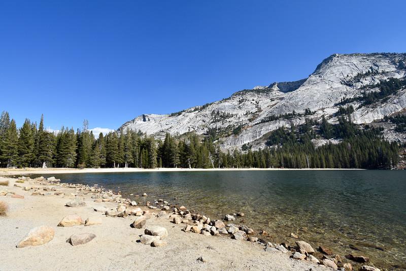 Tenaya Lake, Yosemite, CA, USA
